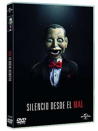 Silencio Desde El Mal Edición 2017 Dvd Amazones Ryan Kwanten
