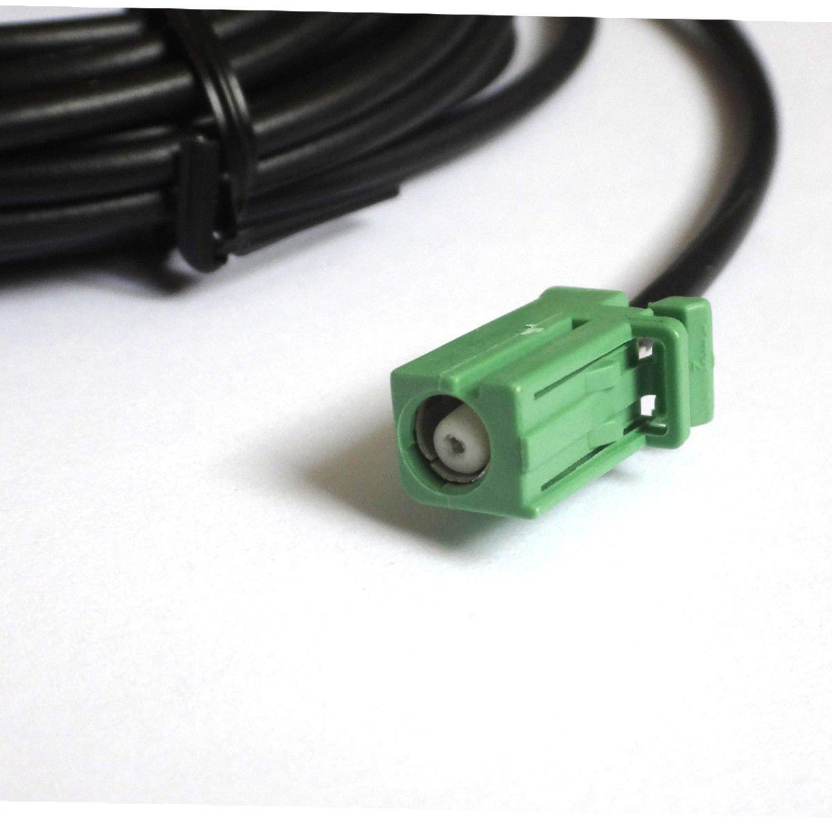 External GPS Navigation Antenna for Pioneer AVIC-5000NEX 6000NEX 7000NEX 8000NEX U200 SPH-DA110 SPH-DA210 Avic-U310Bt Avic-X7115Bt Avic-X9115Bt Z110Bt ConPus FBA-GPS-icgreen-conspu