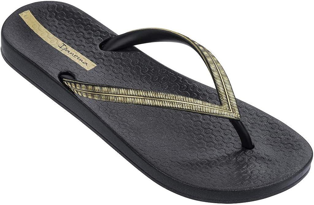 Ipanema Sandals ANA Metallic IV