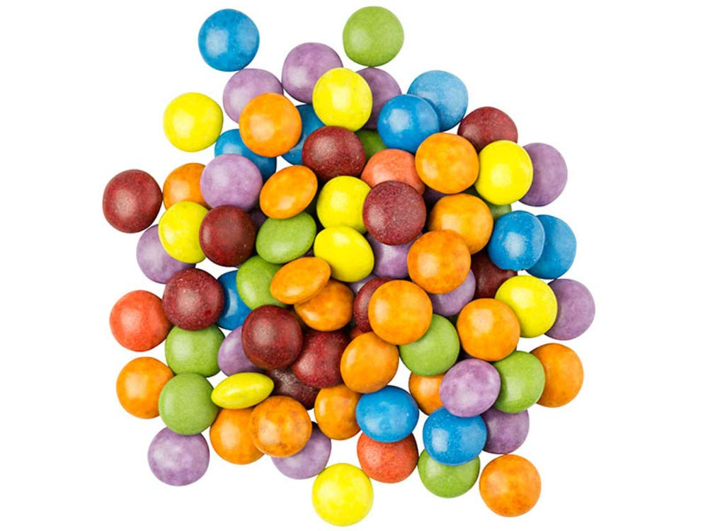 SunRidge Farms Milk Chocolate Rainbow Drops 16 lb Bulk by SunRidge Farms (Image #1)