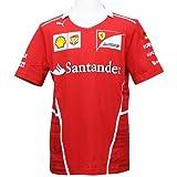FERRARI F1 Herren Vettel Ferrari Sponsor Tee 2017 T-Shirt