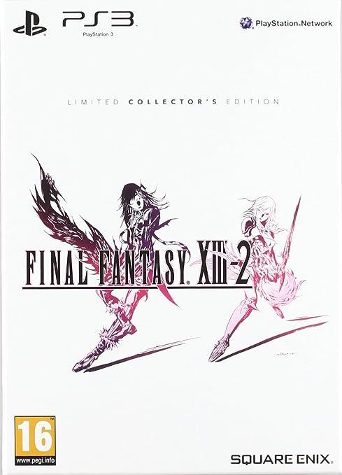 Final Fantasy XIII - 2 - Edición Coleccionista: Amazon.es