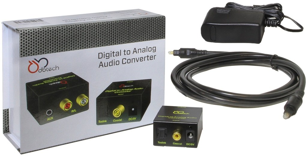 Amazon.com: DB Tech Digital to Analog Audio Converter for all LG 47LM6400, 55LM6400, 47LM6700 & 55LM6700 Cinema 3D LED LCD HDTV Large Screen Smart TV To ...