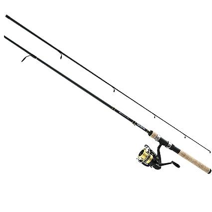 8894efcd112 Amazon.com : Daiwa, D-Shock Freshwater Spinning Combo, 1 Bearing, 5 ...