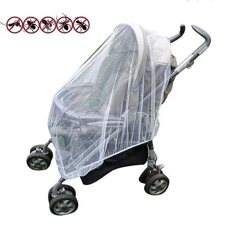 Mosquito Nets 4 U OM-ZJBW-ND0M - Mosquitero Multiusos para Sillas de Paseo