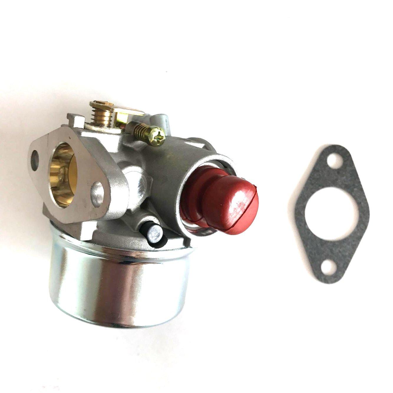 HQParts Carburetor for Coleman Powermate Maxa 3000 OHV Generator Enduro 5.5HP 6HP Tecumseh by HQParts