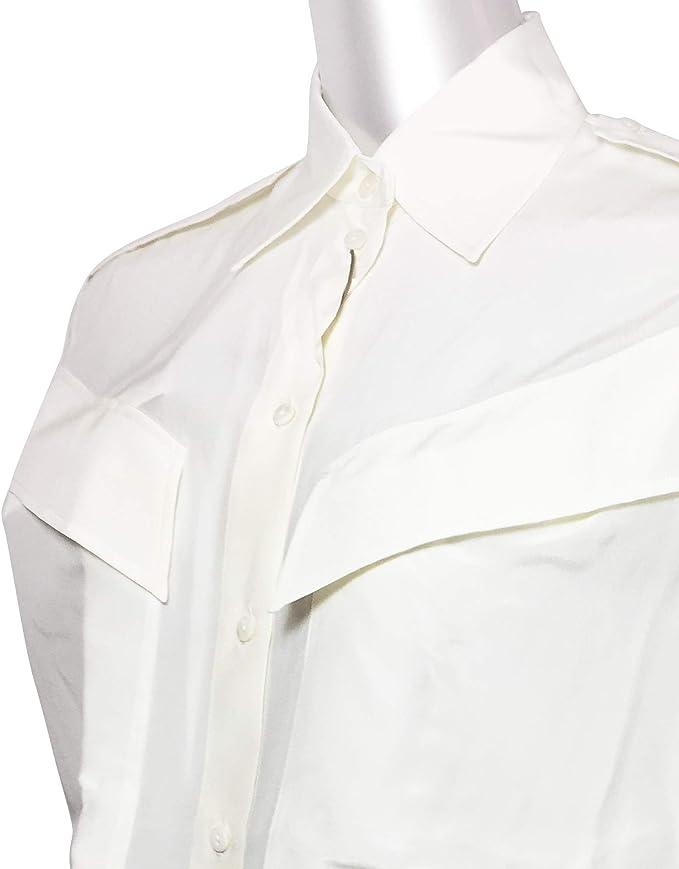 MASSIMO DUTTI - Camisas - Manga Larga - para Mujer Marfil Blanco ...