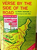The Verse by the Side of the Road: The Story of the Burma-Shave Signs and Jingle