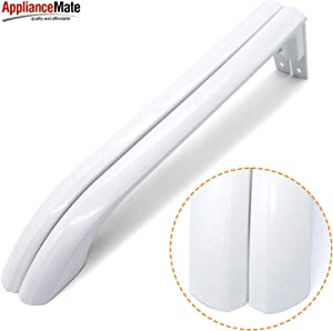 Appliancemate5304486359 Refrigerator Door Handle for Frigidaire Slope,Left&Right