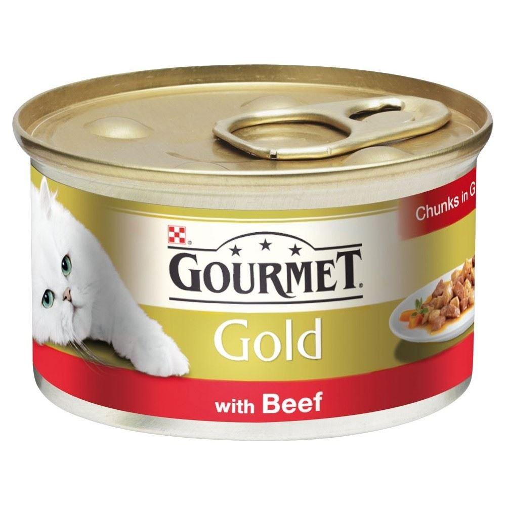 Gourmet Gold Beef in Gravy (85g)