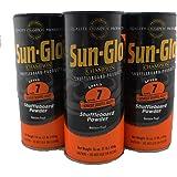 Sun-Glo #7 Speed Shuffleboard Powder Wax - 3 Pack