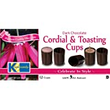 Kane Candy Chocolate, Cordial, 2.47-Ounce Cups