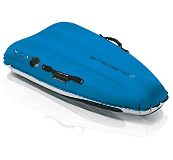 Airboard clásico 130-X azul inflable trineo Bodyboard ...