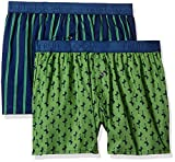 Fruit of the Loom Men's Cotton Stretch Boxer (Pack of 2)-Dup