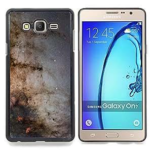 SKCASE Center / Funda Carcasa protectora - Galaxia Vía Láctea;;;;;;;; - Samsung Galaxy On7 O7