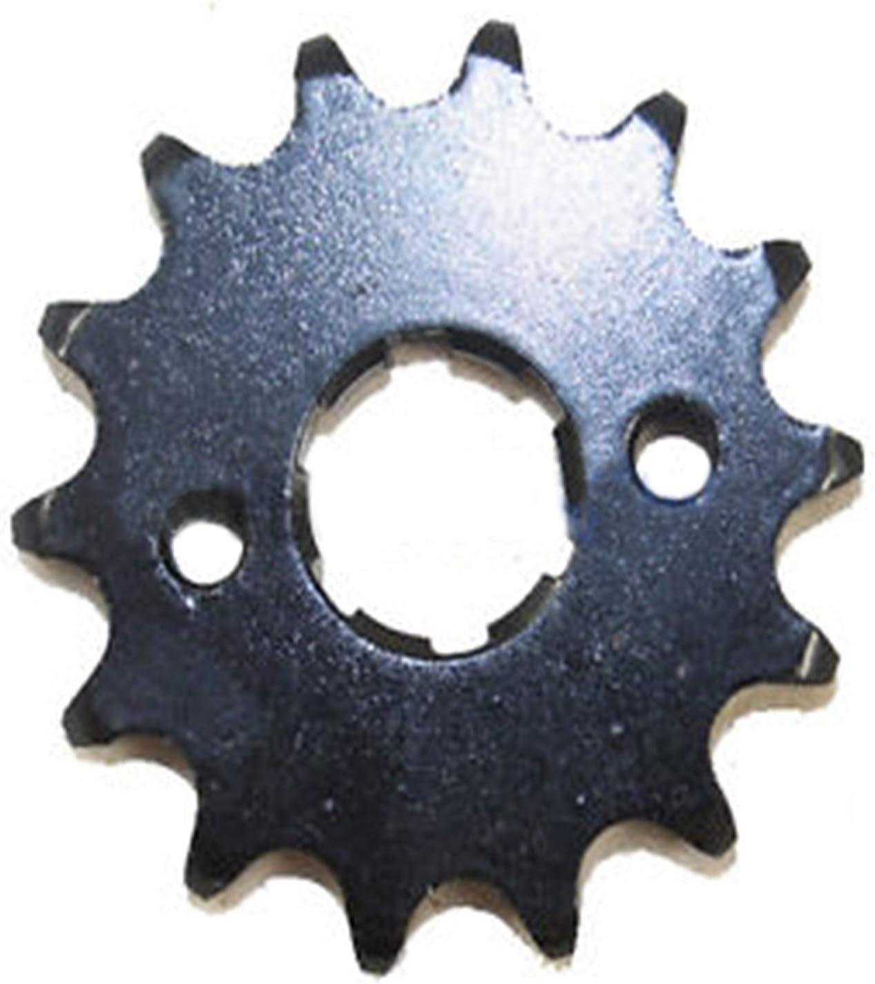 Pit Dirt Bike Quad Atv Pignon avant 420 14T 14 Dents 20mm Trou 50cc 125cc