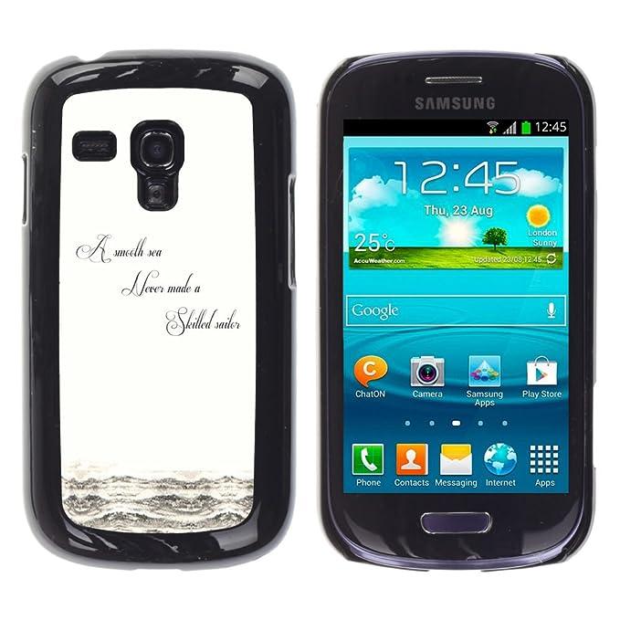 Samsung Galaxy S3 MINI i8190 (no S3), carcasa JackGot ...