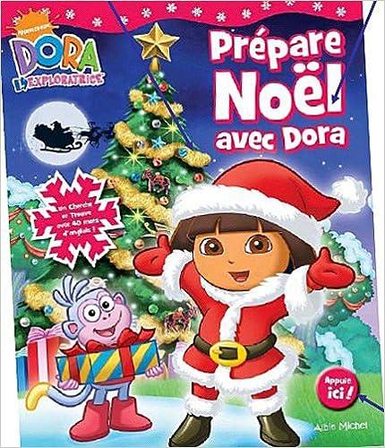 Lire Prépare Noël avec Dora epub, pdf