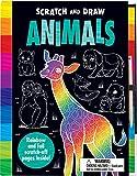 Scratch and Draw Animals