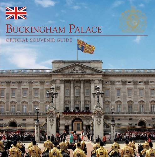 buy buckingham palace official souvenir guide book online at low