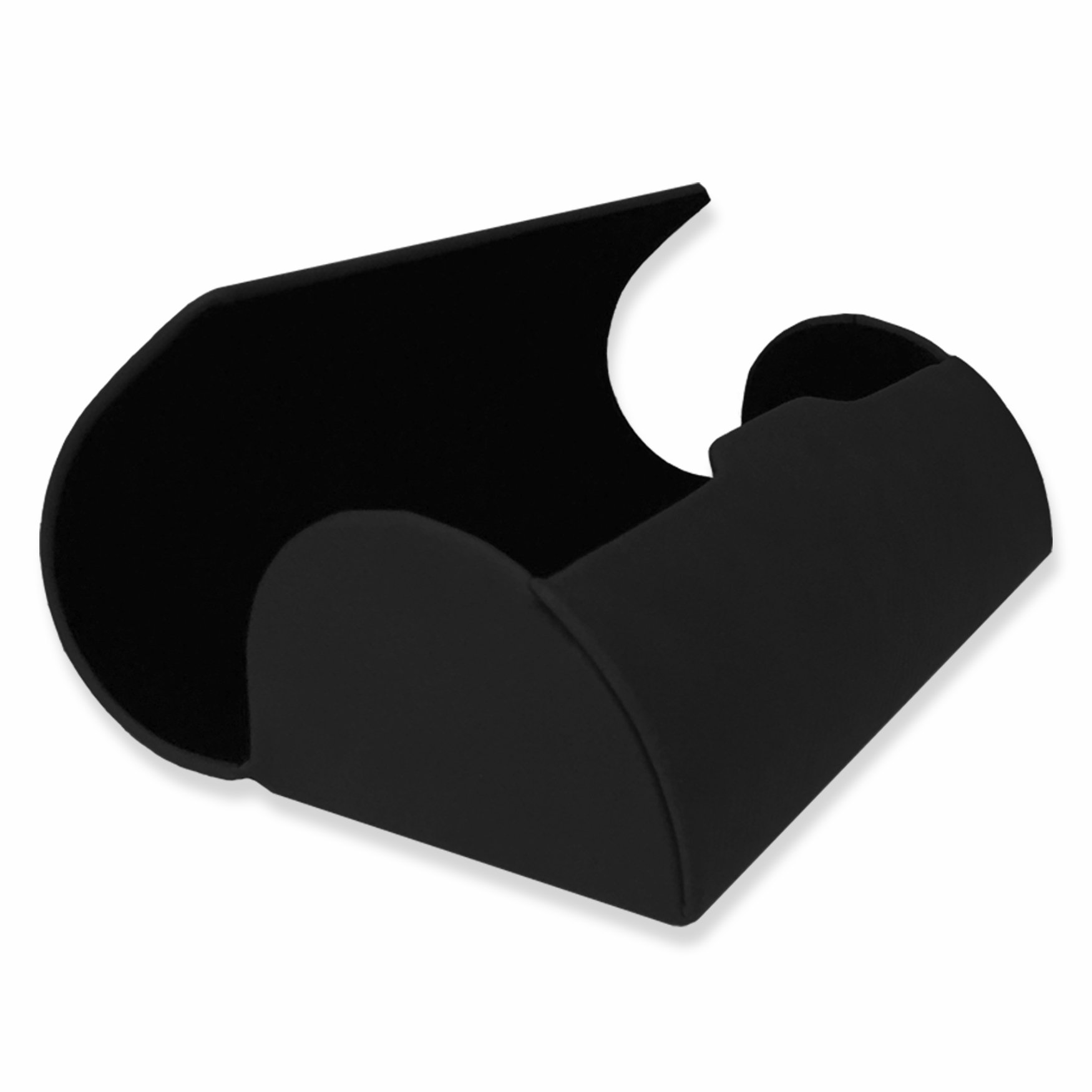 Sunglass Case, Sign Language I Love You, Personalized Engraving Included (Black) by SkunkWerkz (Image #3)