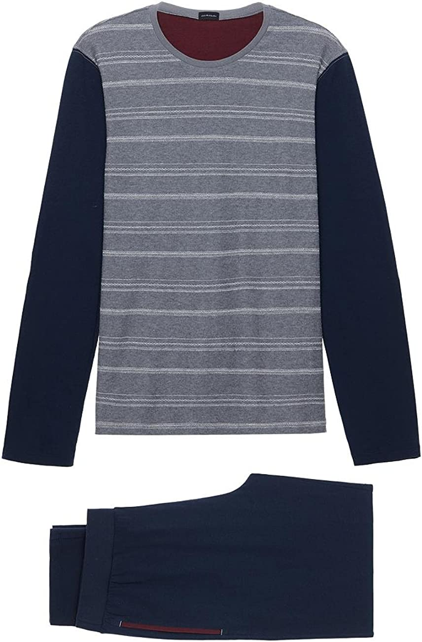 Intimissimi - Pijama - para hombre Grau - 976 Medium: Amazon ...