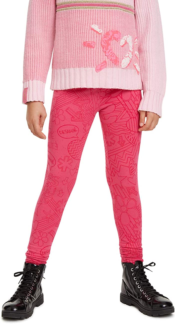 Desigual Legging Aristoteles Leggings Bambina