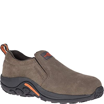 Merrell Work Men's Jungle Moc Alloy Toe | Shoes