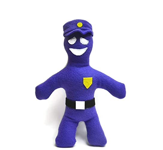 Amazon com: Purple Guy ~HANDMADE PLUSHIE~ Five Nights at