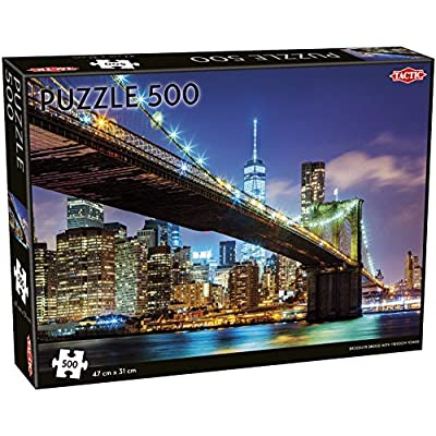 Brooklyn Bridge Puzzle Da 500 Pezzi