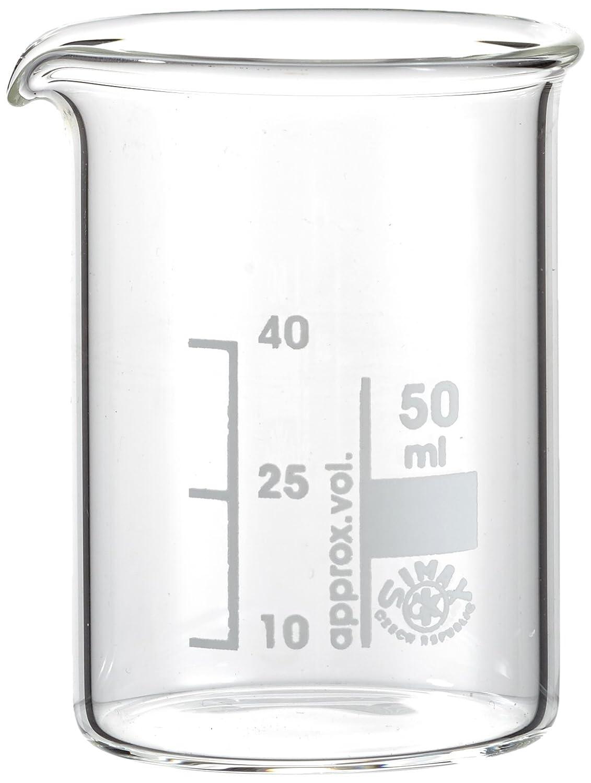 Autoclavable and 1000 mL hBARSCI HBARBEAKERSET Laboratory Plastic Beaker 500 mL 100 mL 250 mL Set of 5 Made of Premium Polypropylene with Raised Graduations 50 mL