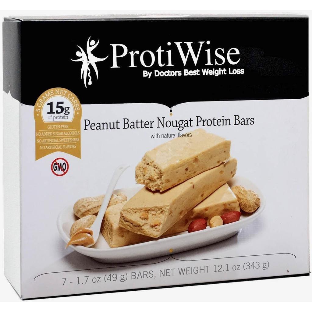 ProtiWise - High Protein Diet Bar   Peanut Batter