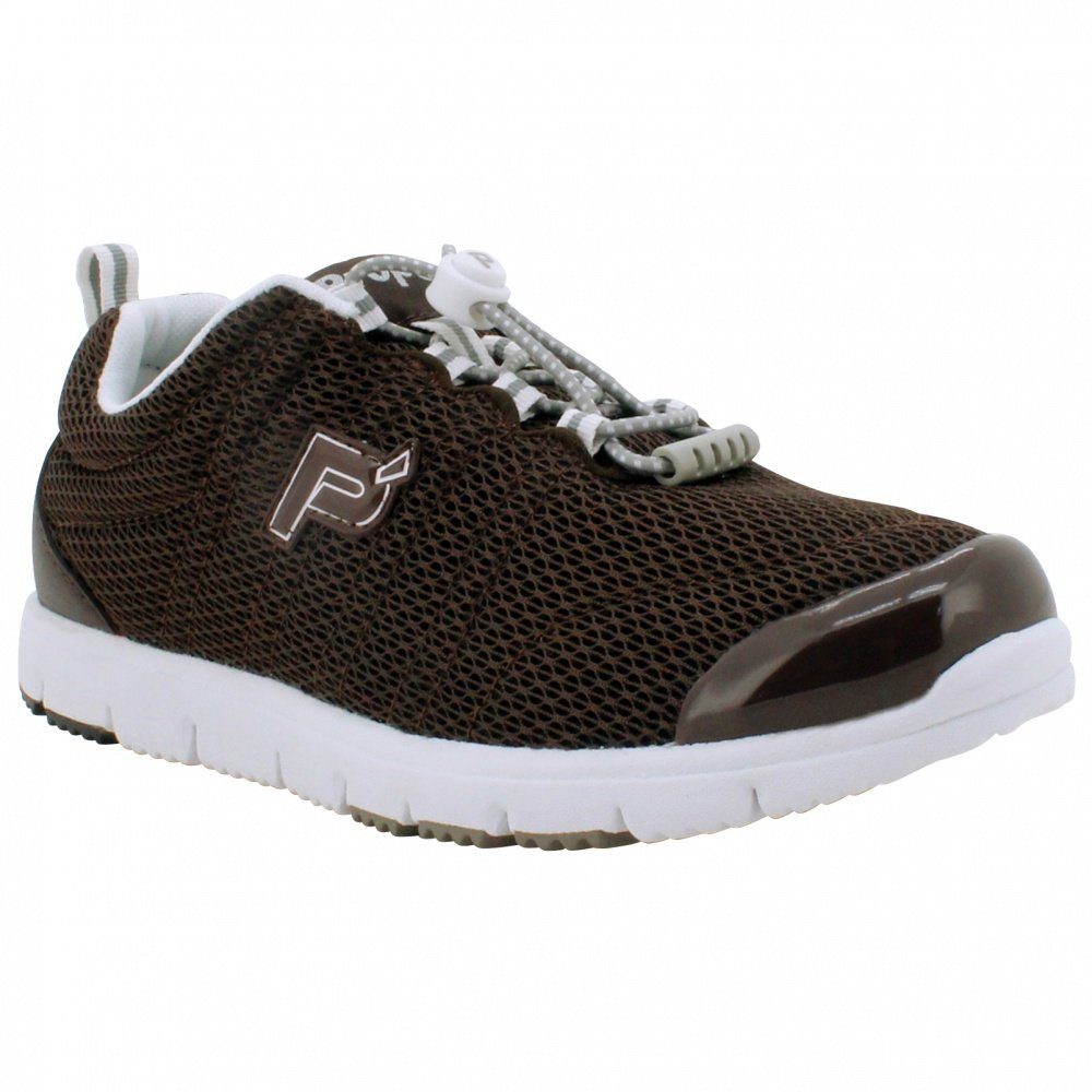 Propet Women's Cocoa Mesh Travel Walker II 7.5 B(N) US