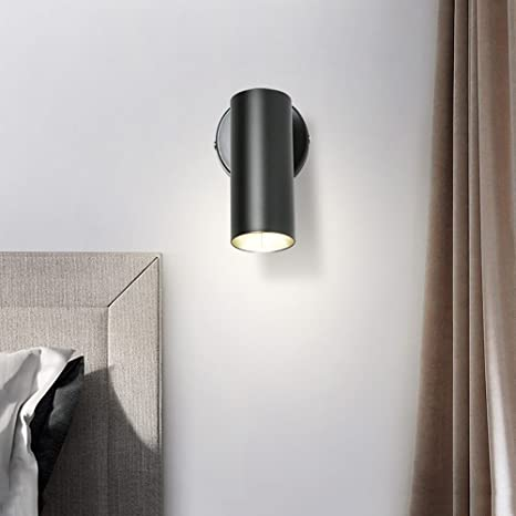 Amazon.com: Lámpara de pared Nordic moderna minimalista de ...