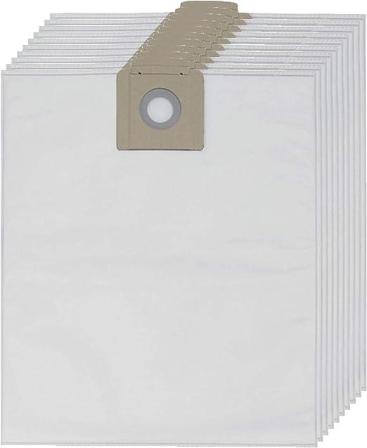 Spares2go SMS Bolsas de polvo para aspiradora Karcher T10/1 T12/1 ...