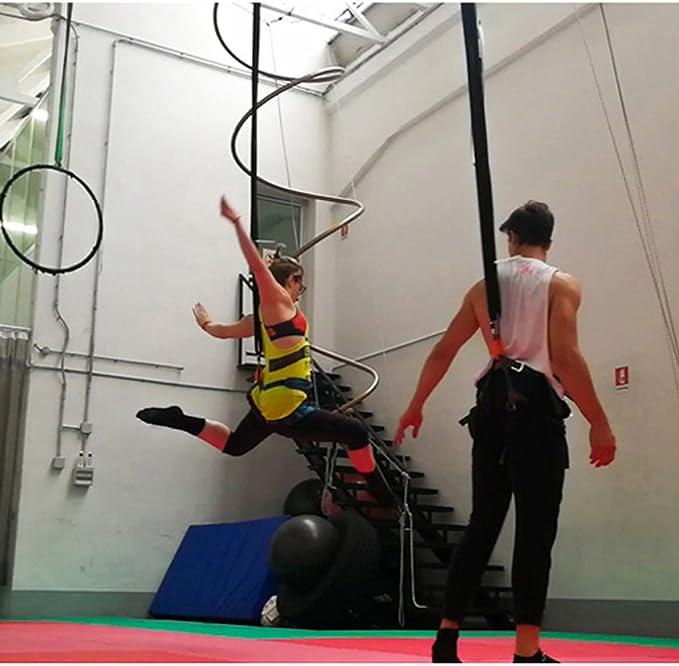 YNXing - Cuerda auxiliar para yoga, cuerda antigravedad para ...