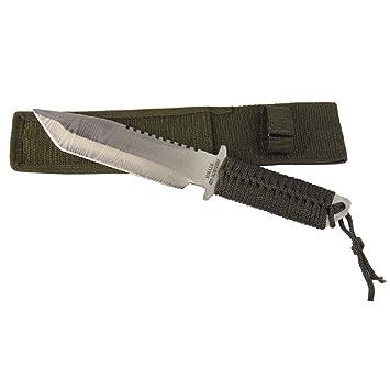 Haller - Cuchillo con Mango de cordón Verde, 84499: Amazon ...