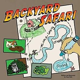 Backyard Safari by [Yelle, Tony]