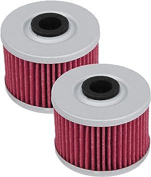 5x Motor Oil Filter Fit Honda ATC250ES TRX250 TRX300 TRX350 TRX400EX TRX420 US