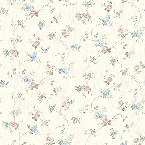 Chesapeake CG97094 Virginia Floral Vine Wallpaper