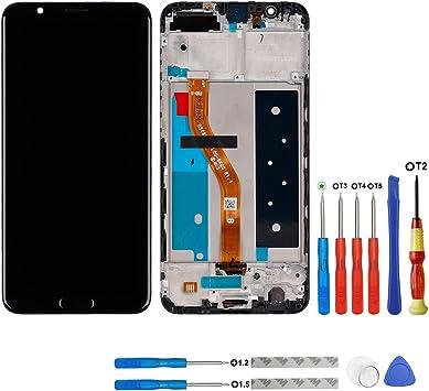 Swark BKL-L09 - Pantalla LCD compatible con Huawei Honor V10 BKL ...