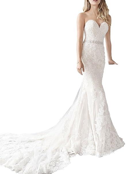 Amazon vestidos de novia baratos