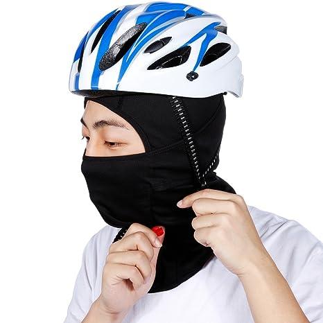 Rovtop Balaclava Máscara Pasamontañas Protector para Ciclismo Esqui contra Viento,Balaclava Moto: Amazon.es: Deportes y aire libre