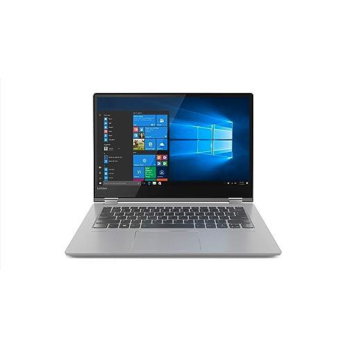 Lenovo Yoga 530 14ARR Portátil táctil convertible 14 FullHD AMD Ryzen5 2500U 8GB RAM 256GB SSD Windows 10 negro teclado QWERTY Español