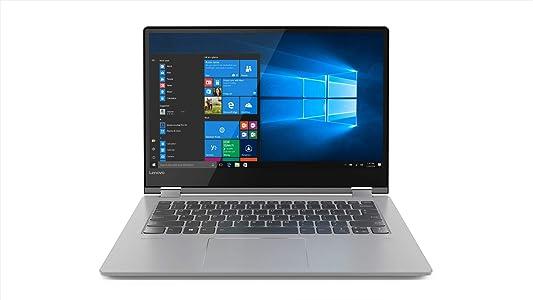 "Lenovo Yoga 530-14ARR - Portátil táctil convertible 14"" FullHD (AMD Ryzen5 2500U, 8GB RAM, 256GB SSD, Windows 10) negro - teclado QWERTY Español"