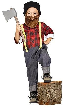 Feverishly Working To Rid Forests Of Treebola Lumberjack Woody Axman