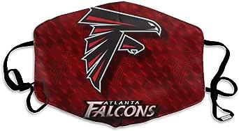 Amazon.com: DKF Atlanta Falcons Filtered Breathable Masks