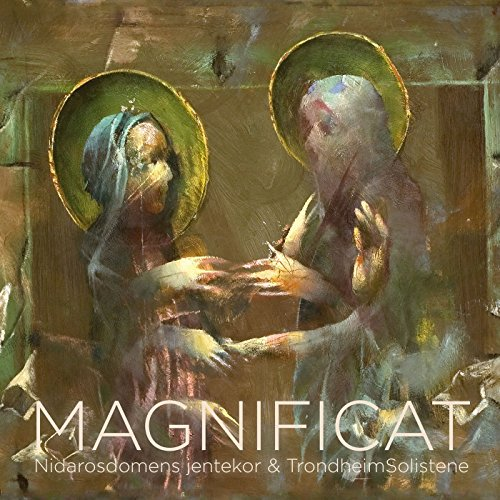 - Arnesen: Magnificat [Blu Ray Audio & Hybrid SACD]
