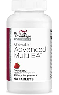 Bariatric Advantage Advanced Multi EA Chewable Strawberry 60 tablets