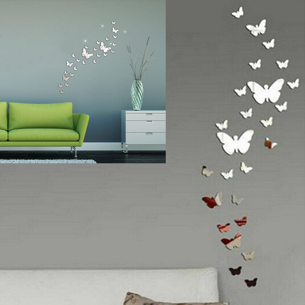 WALPLUS - Orologio a parete per soggiorno in stile moderno, soggetto ...